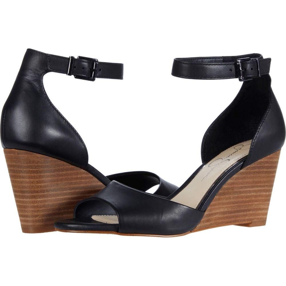 ジェシカシンプソン Jessica Simpson レディース サンダル・ミュール シューズ・靴【Cervena】Black