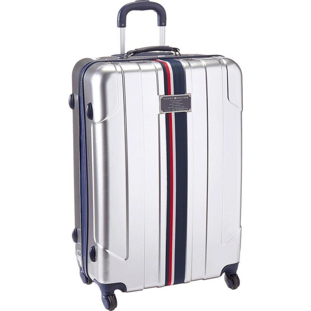トミー ヒルフィガー Tommy Hilfiger ユニセックス スーツケース・キャリーバッグ バッグ【Lochwood Upright 28 Suitcase】Silver