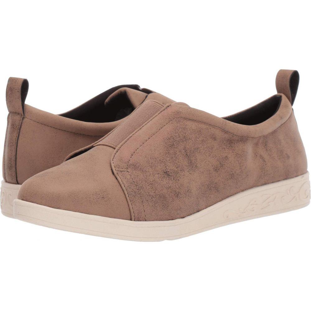 Style スニーカー ソフトスタイル Brown シューズ・靴【Parisa】Mid Soft レディース
