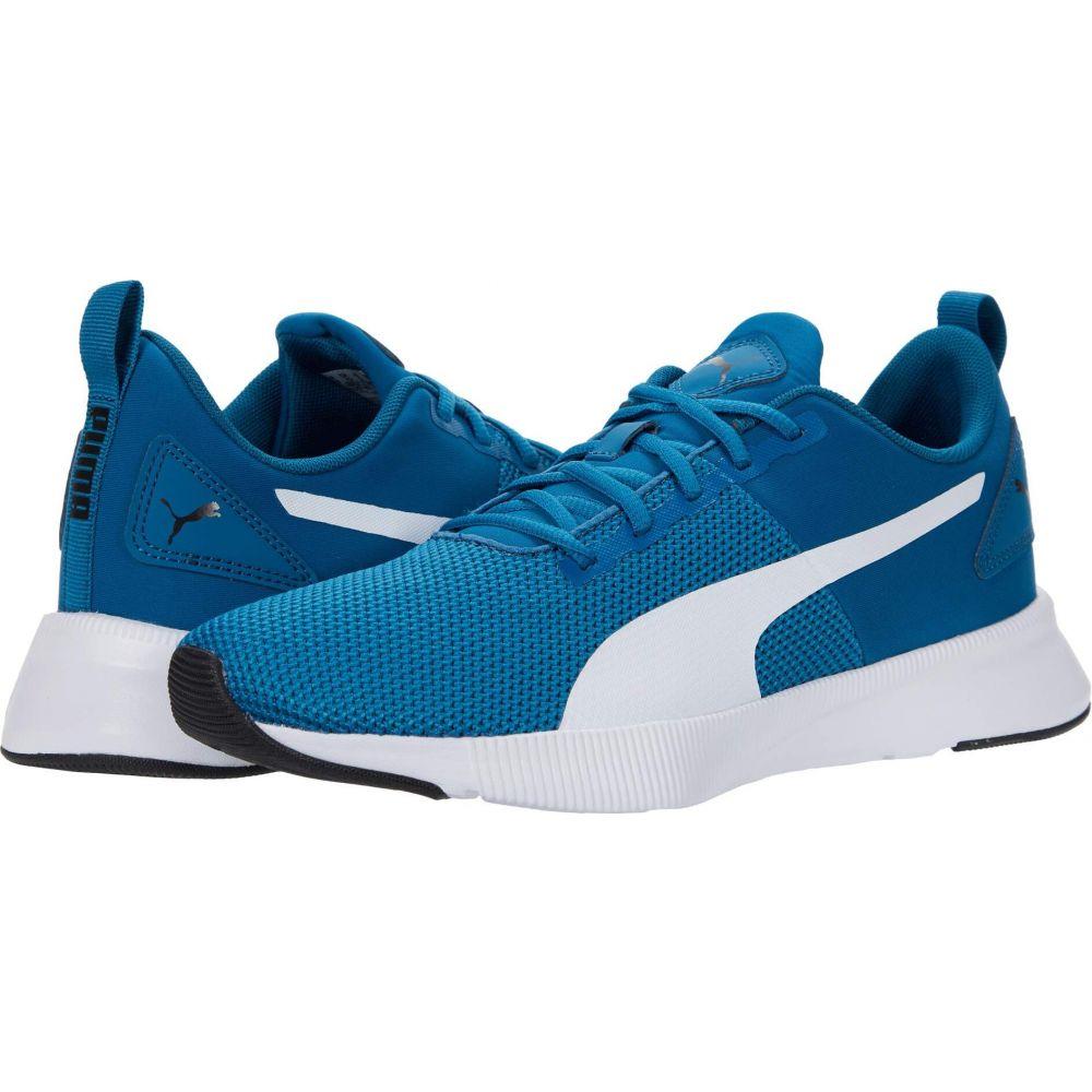 プーマ PUMA メンズ ランニング・ウォーキング シューズ・靴【Flyer Runner】Digi/Blue/Puma White