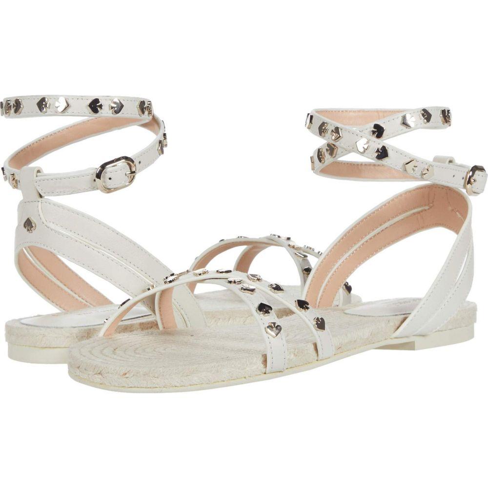ケイト スペード Kate Spade New York レディース サンダル・ミュール シューズ・靴【Mai Tai】Parchment