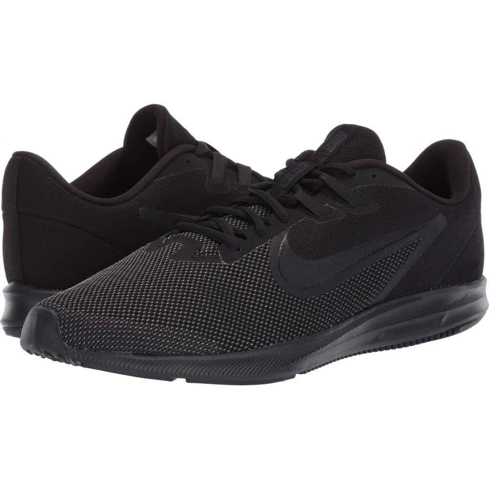ナイキ Nike メンズ ランニング・ウォーキング シューズ・靴【Downshifter 9】Black/Black/Anthracite