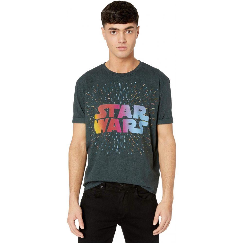 エトロ Etro メンズ Tシャツ トップス【Star Wars/Paisley T-Shirt】Grey