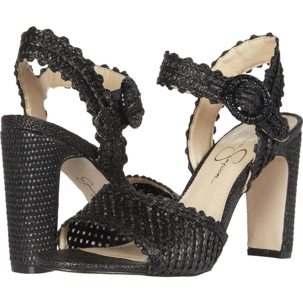 ジェシカシンプソン Jessica Simpson レディース サンダル・ミュール シューズ・靴【Ashtyn】Black
