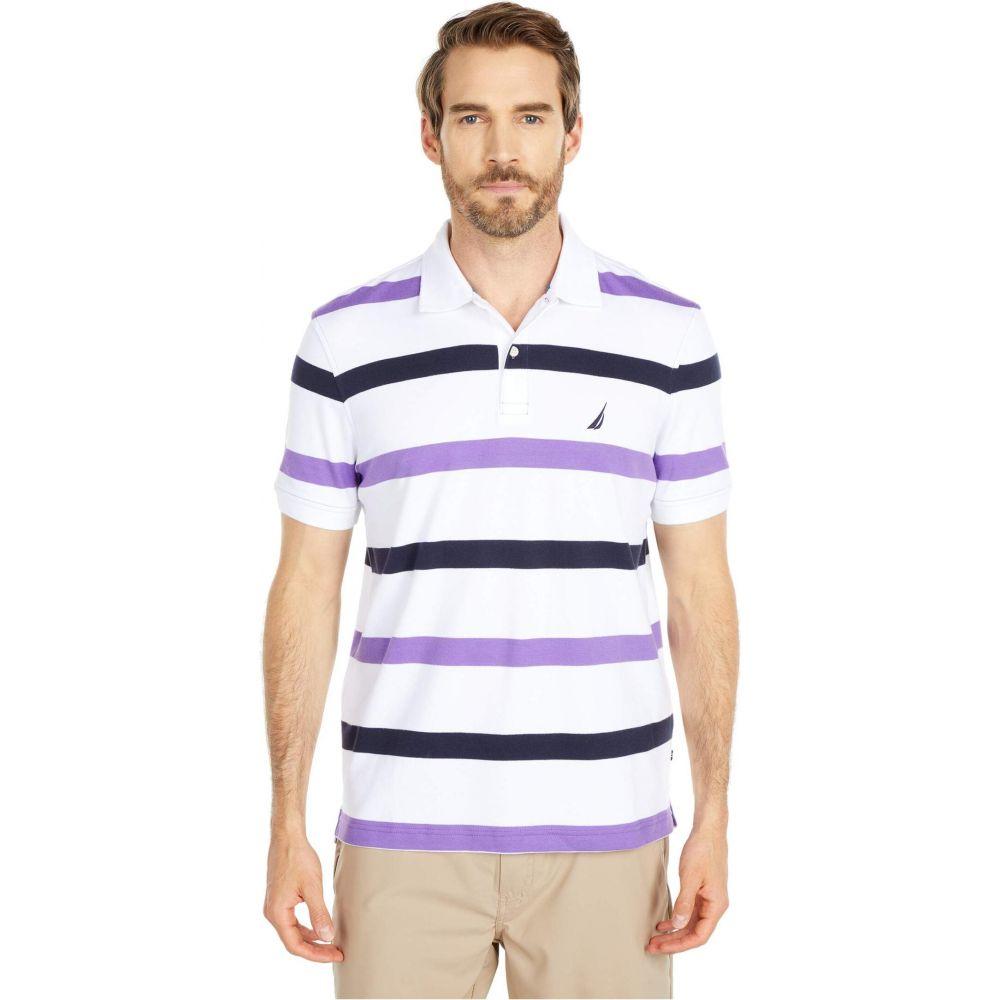 ノーティカ Nautica メンズ ポロシャツ トップス【Interlock Polo】Purple