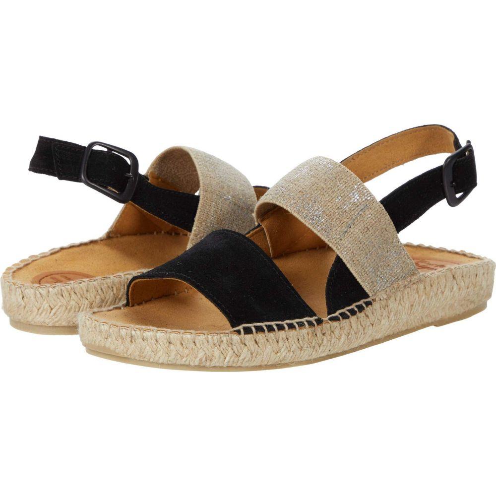 トニーポンズ Toni Pons レディース サンダル・ミュール シューズ・靴【Belle-SE】Black