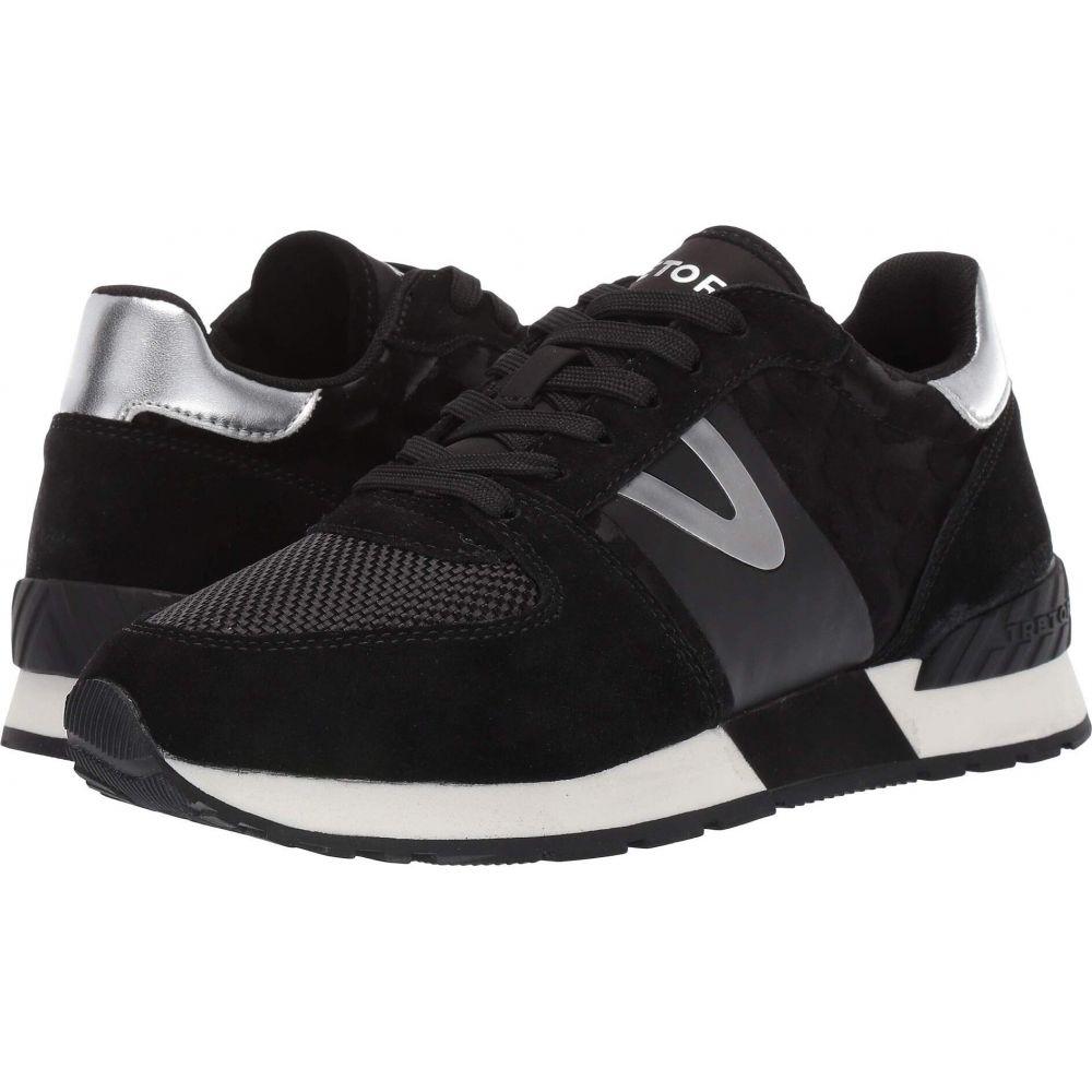 トレトン Tretorn レディース スニーカー シューズ・靴【Loyola 2】Black/Black