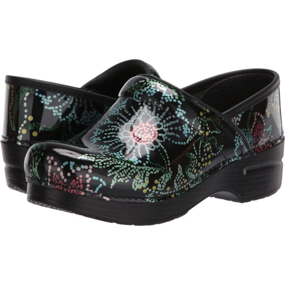 ダンスコ Dansko レディース シューズ・靴 【Professional】Dotted Floral Patent