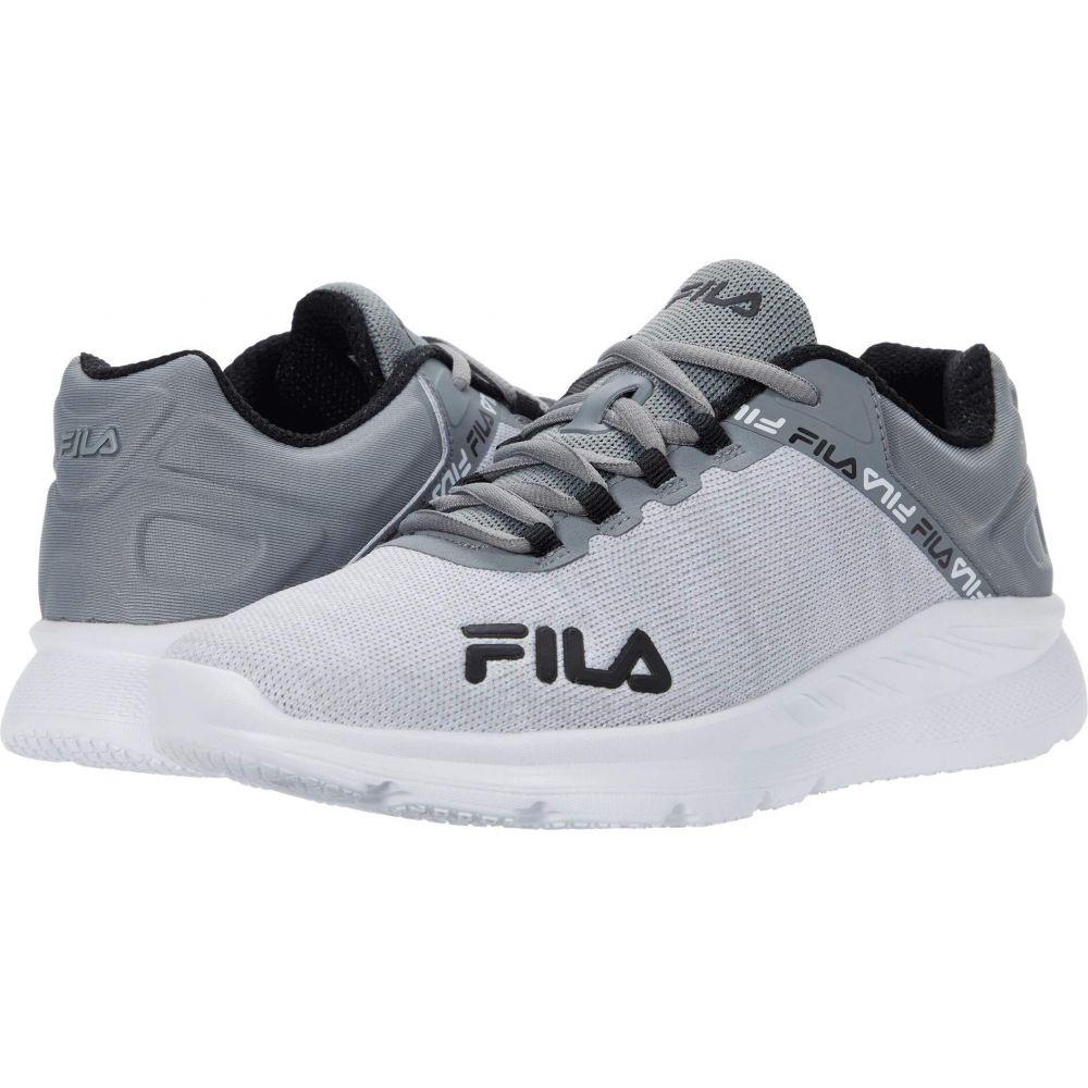 フィラ Fila メンズ ランニング・ウォーキング シューズ・靴【Memory Electraxis 20】White/Monument/Black