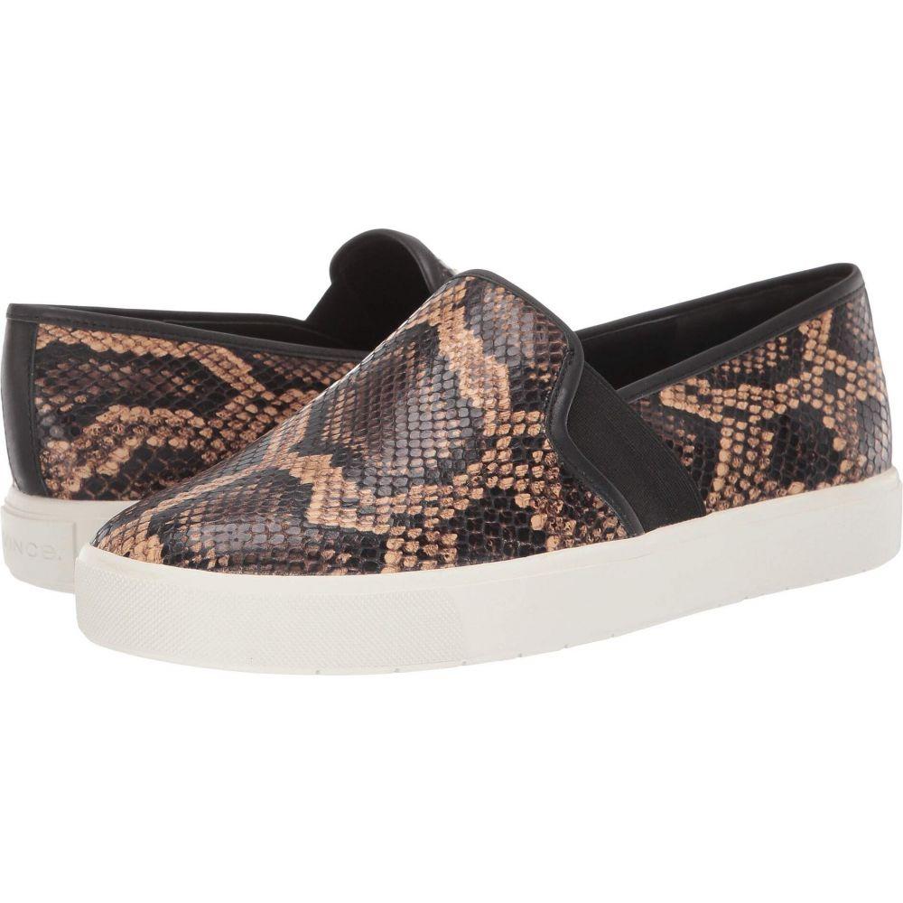 ヴィンス Vince レディース スニーカー シューズ・靴【Blair 5】Senegal Azzura Snake Print Leather