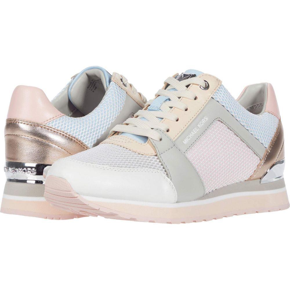マイケル コース MICHAEL Michael Kors レディース スニーカー シューズ・靴【Billie Trainer】Pink Multi