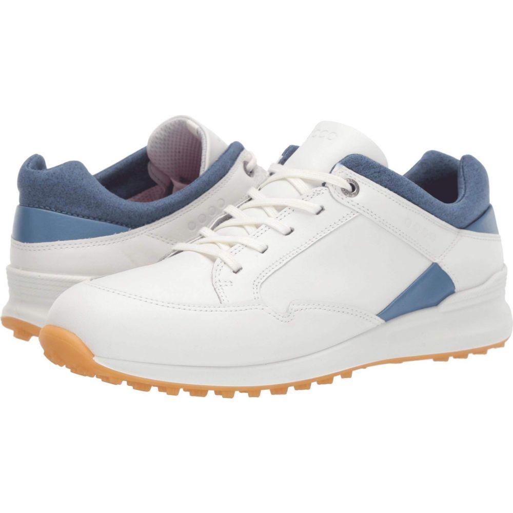 エコー ECCO Golf レディース スニーカー シューズ・靴【Street Retro Hydromax】White