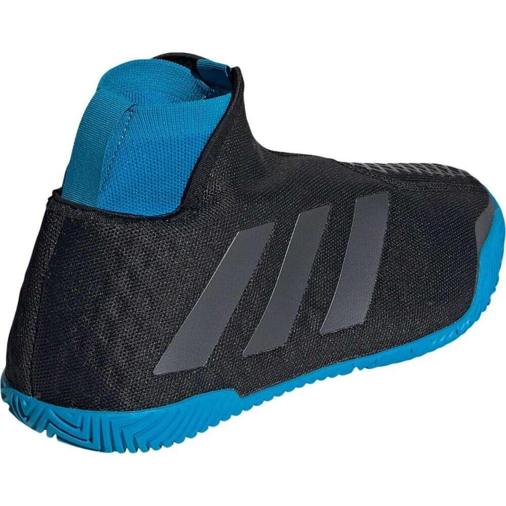 アディダス adidas レディース スニーカー シューズ・靴【Stycon】Core Black/Night Metallic/Sharp Blue