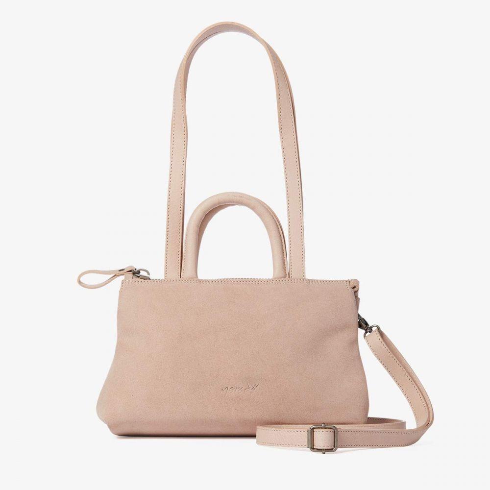 マルセル Marsell レディース ショルダーバッグ バッグ【Mini Shoulder Bag】Light Pink