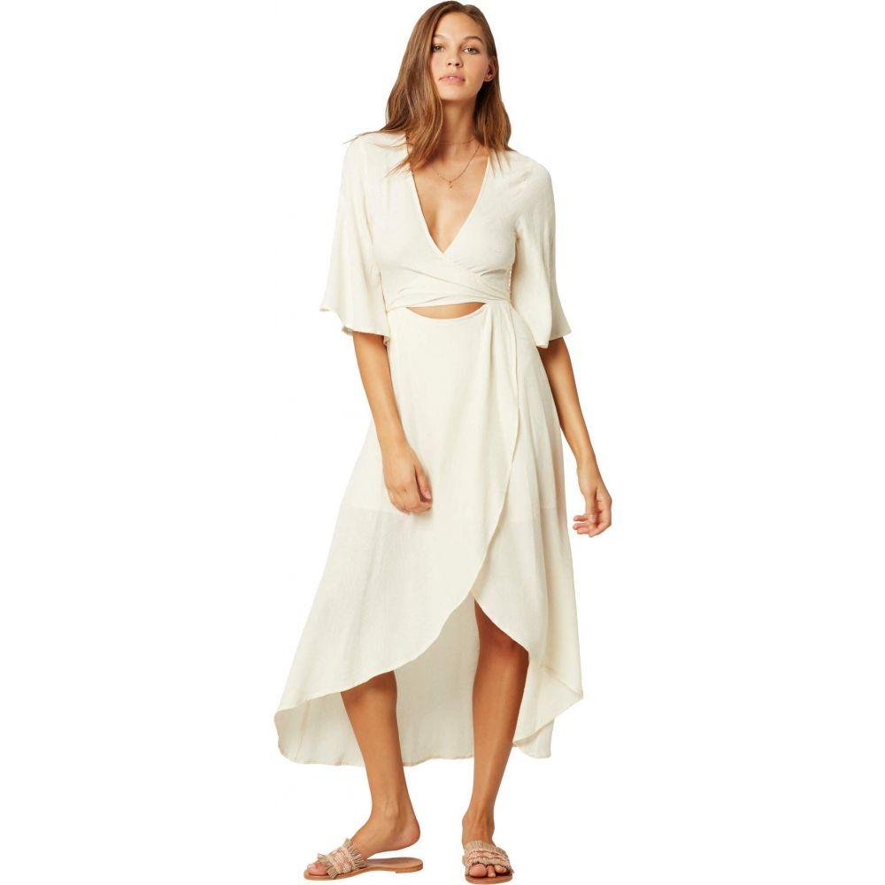 エルスペース L*Space レディース ワンピース ワンピース・ドレス【Kellen Dress】Cream