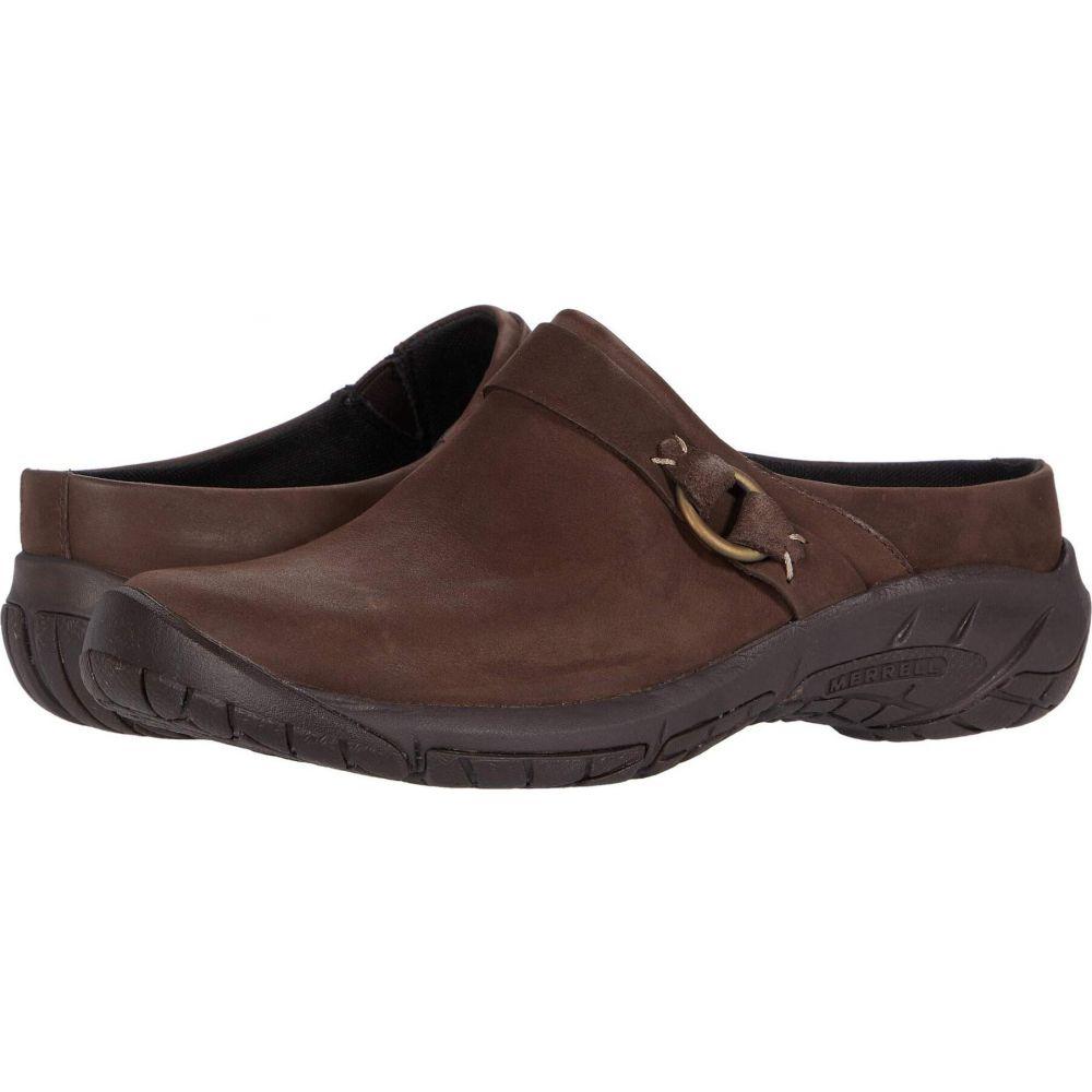 メレル Merrell レディース シューズ・靴 【Encore Slide 4 Leather】Bracken