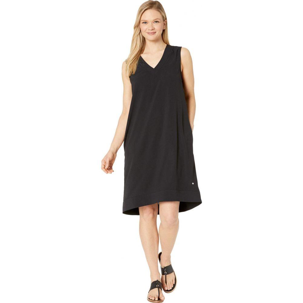 フィグ クロッシング FIG Clothing レディース ワンピース ワンピース・ドレス【Pao Dress】Black