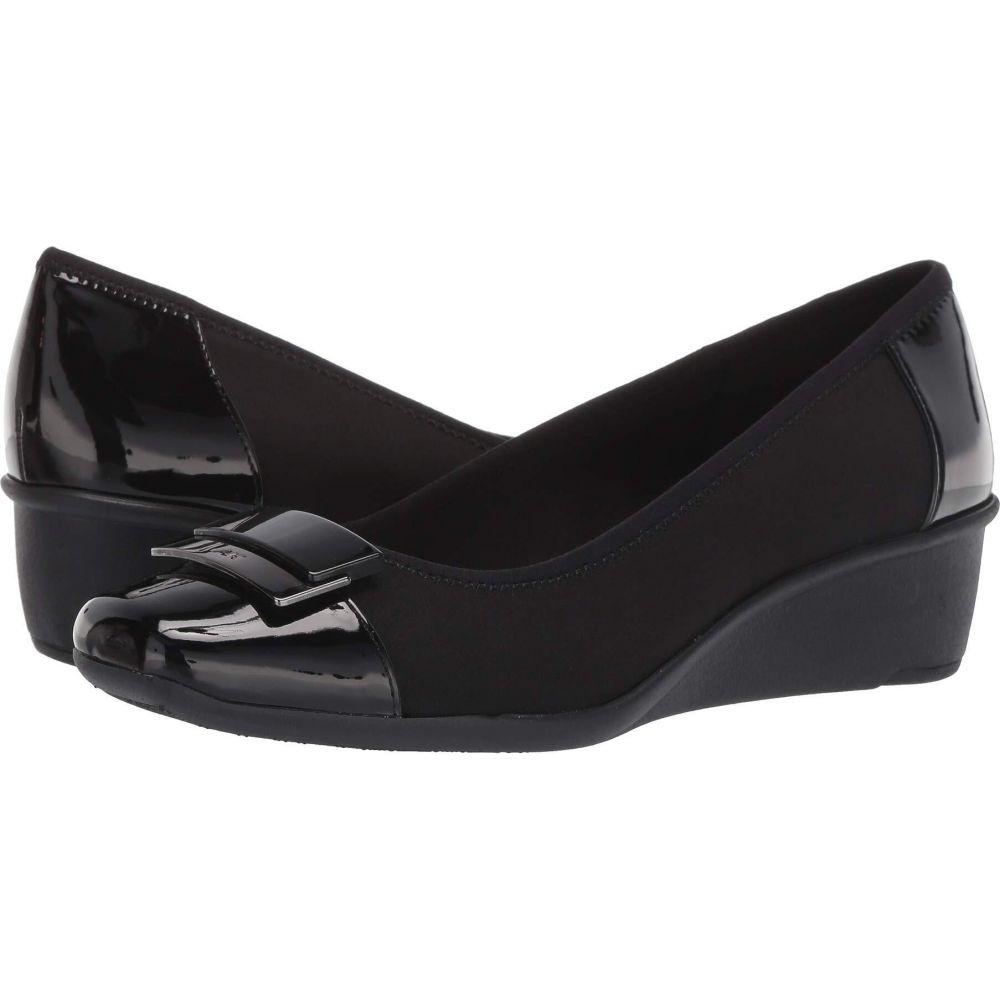 シューズ・靴【Waverly】Black レディース Anne ヒール Multi クライン Klein Fabric アン