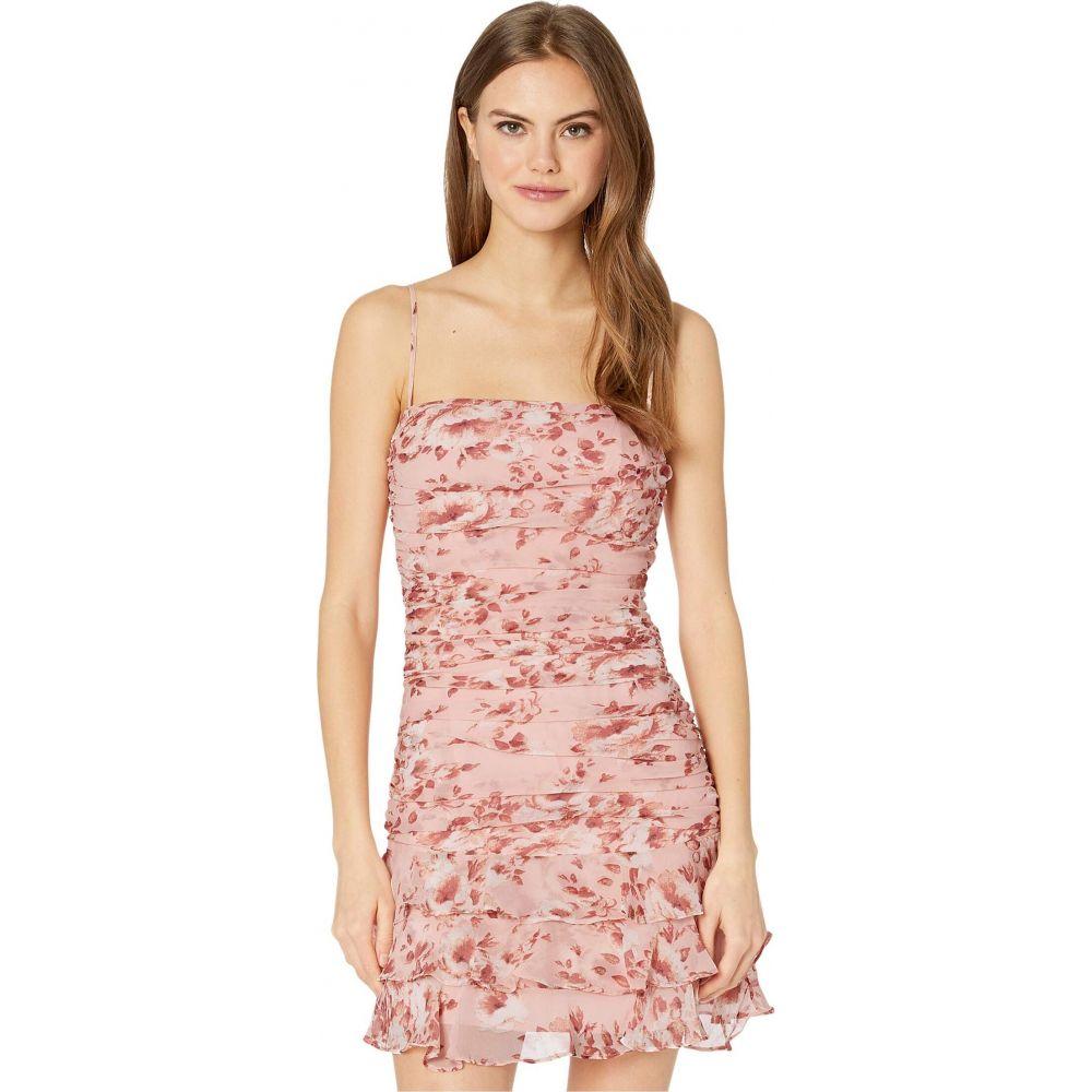 バルドー Bardot レディース ワンピース ワンピース・ドレス【Remi Floral Dress】Floral Peach