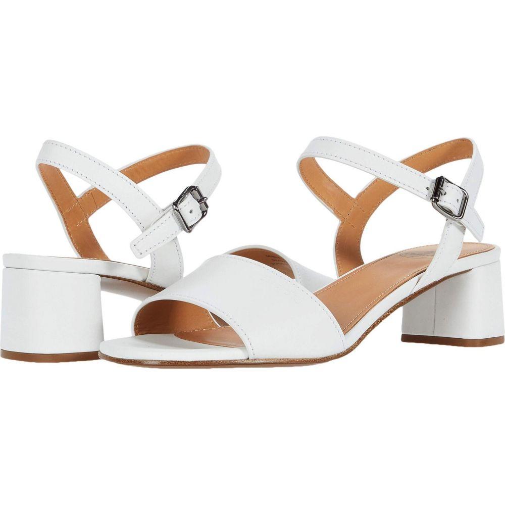 【半額】 チャーチ Church's レディース サンダル・ミュール シューズ・靴【Debbie Heeled Sandal】White, ラベンダーハウス 1bd88c56
