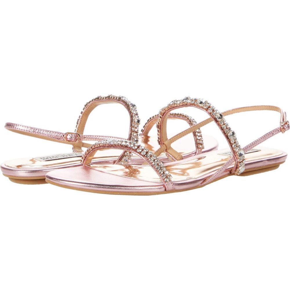 バッジェリー ミシュカ Badgley Mischka レディース サンダル・ミュール シューズ・靴【Zandra】Rose