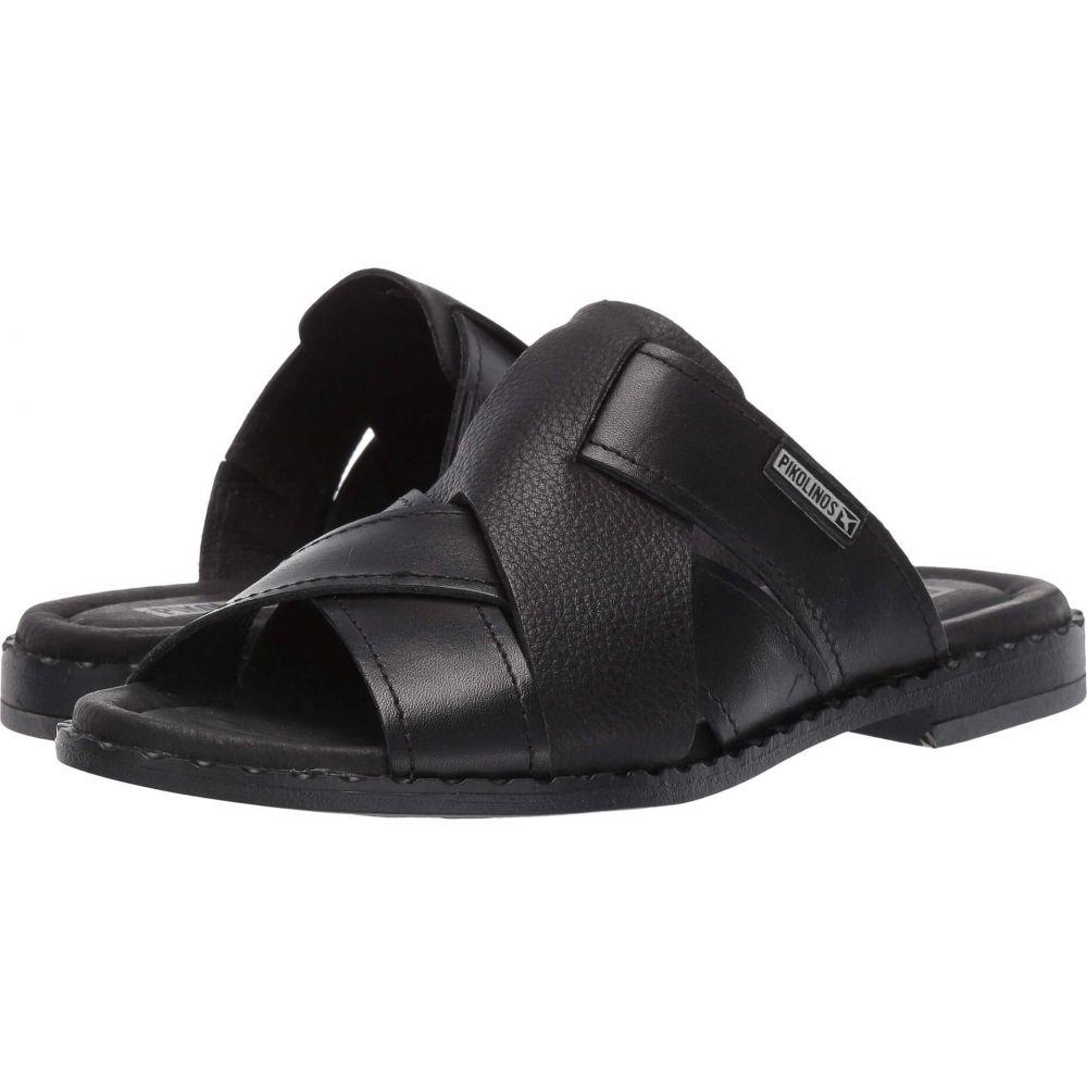 ピコリノス Pikolinos レディース サンダル・ミュール シューズ・靴【Algar W0X-0983BG】Black