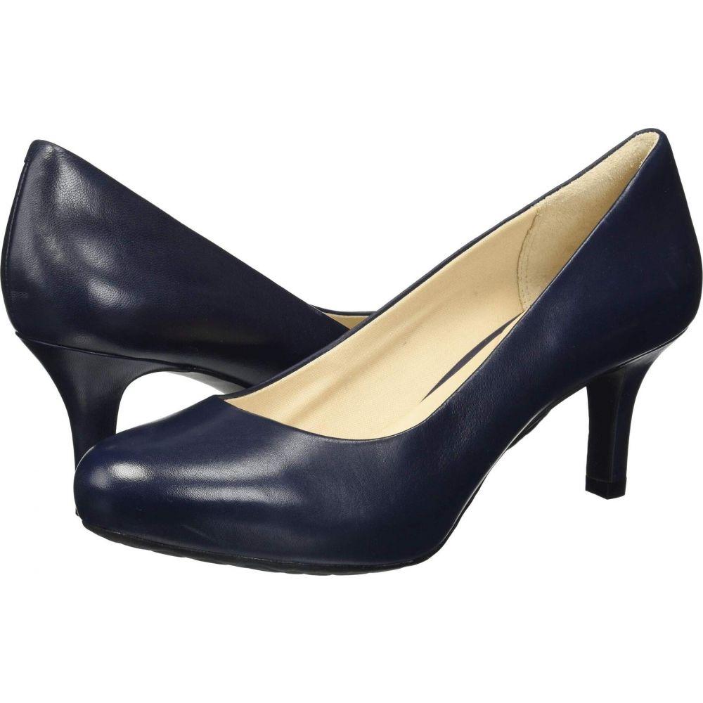 ロックポート レディース シューズ 靴 メーカー直売 パンプス Dark Sapphire Leather Pump Rockport サイズ交換無料 Low Seven 受賞店 7 to