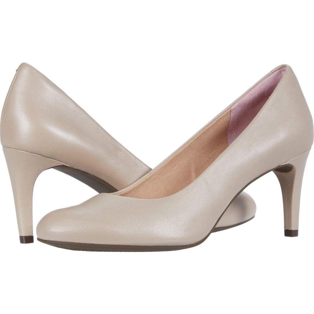 ロックポート レディース 品質検査済 シューズ 靴 パンプス Neutral 公式通販 Beige Leather Arabella Rockport Total Motion サイズ交換無料 Pump