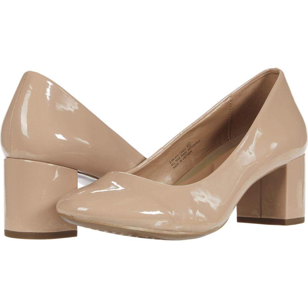 エアロソールズ レディース シューズ 靴 ヒール 情熱セール Nude Candy Aerosoles サイズ交換無料 Eye 購入 Patent