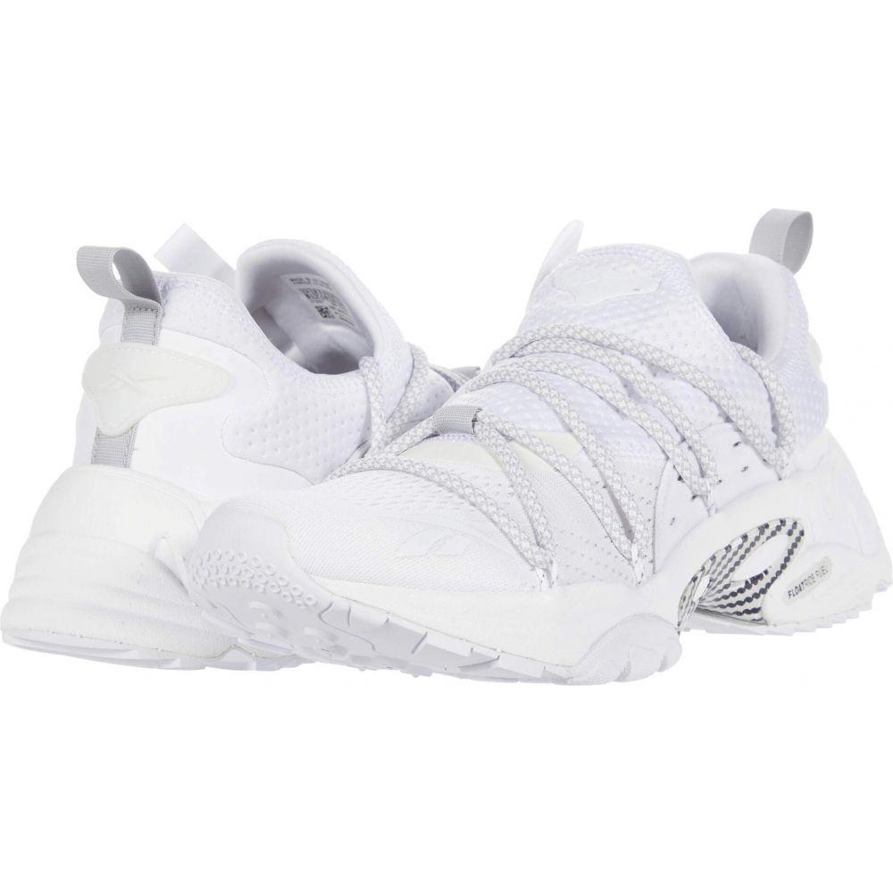 リーボック レディース ランニング ウォーキング シューズ 靴 White Skull 店内全品対象 Grey 低廉 200 サイズ交換無料 Reebok Trideca Black