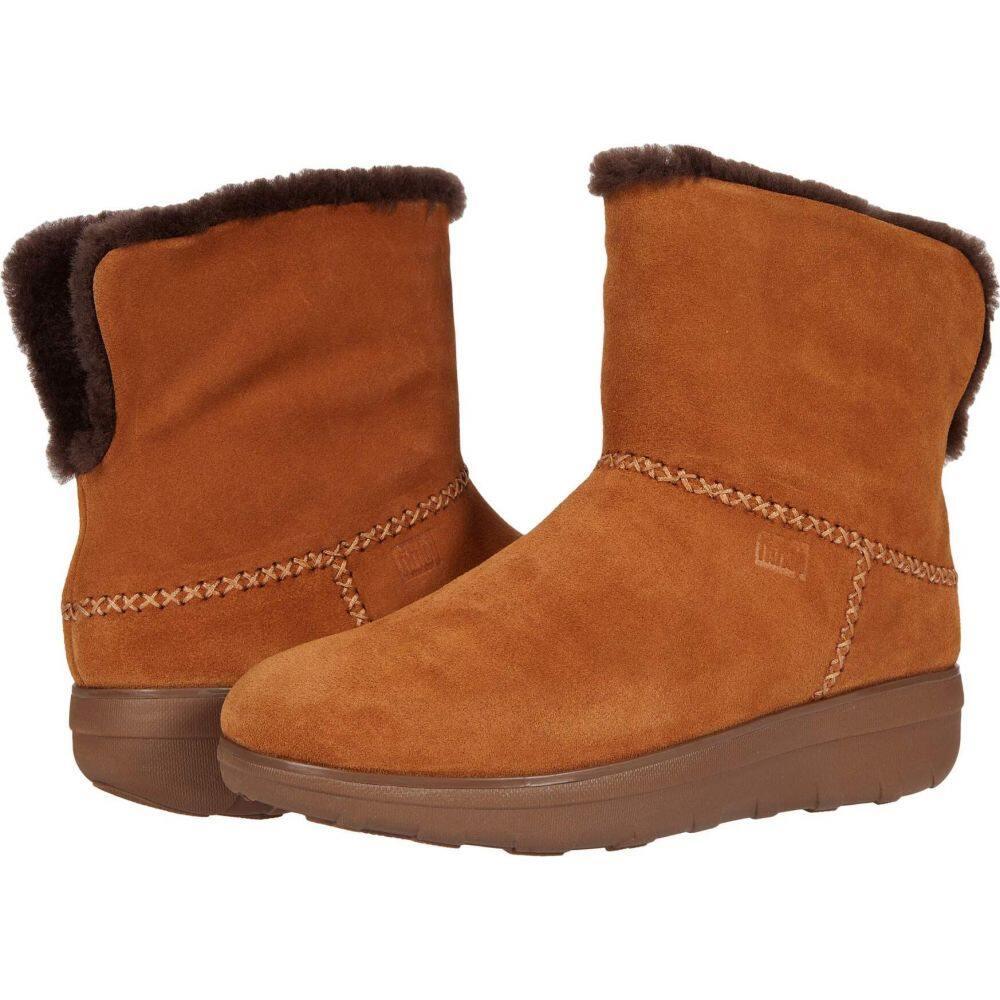 Shorty】Chestnut FitFlop シューズ・靴【Mukluk ブーツ フィットフロップ レディース