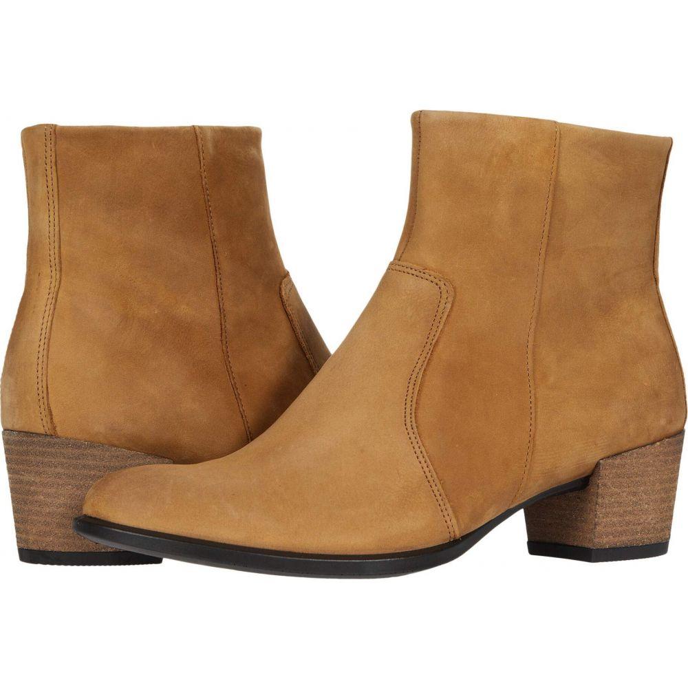 ブーツ エコー レディース ECCO 35 シューズ・靴【Shape Boot】Camel Mid