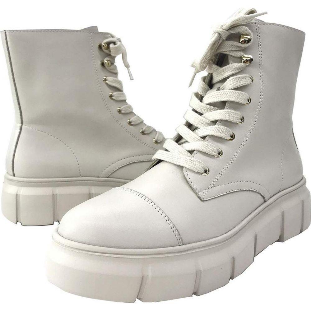by Farylrobin シューズ・靴【Rivit】Off-White FARYL ブーツ レディース ファリルロビン