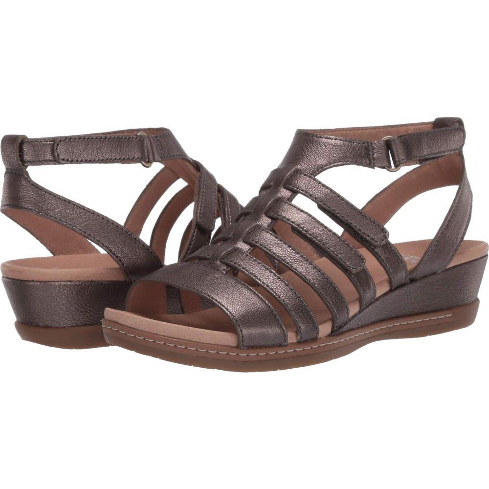 Dansko サンダル・ミュール ダンスコ レディース Nappa シューズ・靴【Athena】Pewter