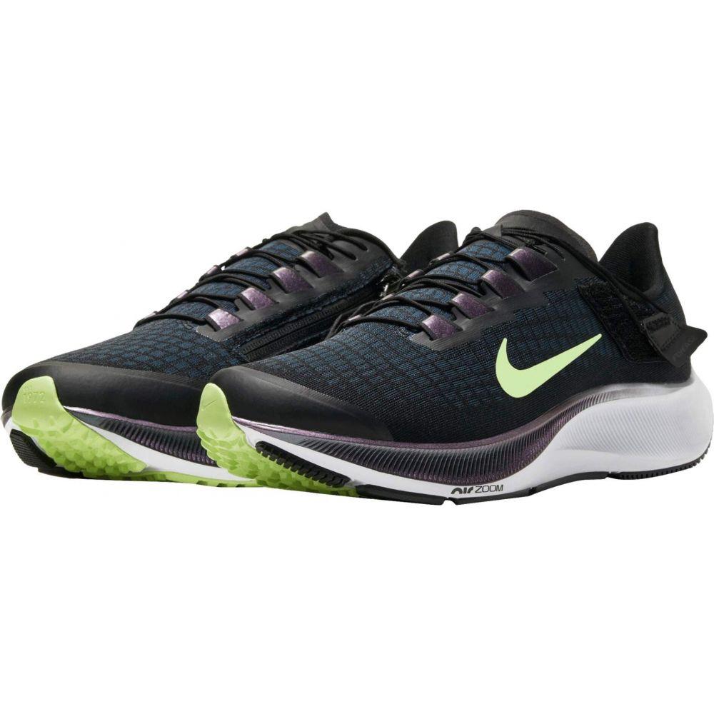 新着 ナイキ Nike メンズ ランニング・ウォーキング エアズーム シューズ・靴【FlyEase Air Zoom Pegasus 37】Black/Ghost Green, 南国宮崎からの贈り物 2ff1909d