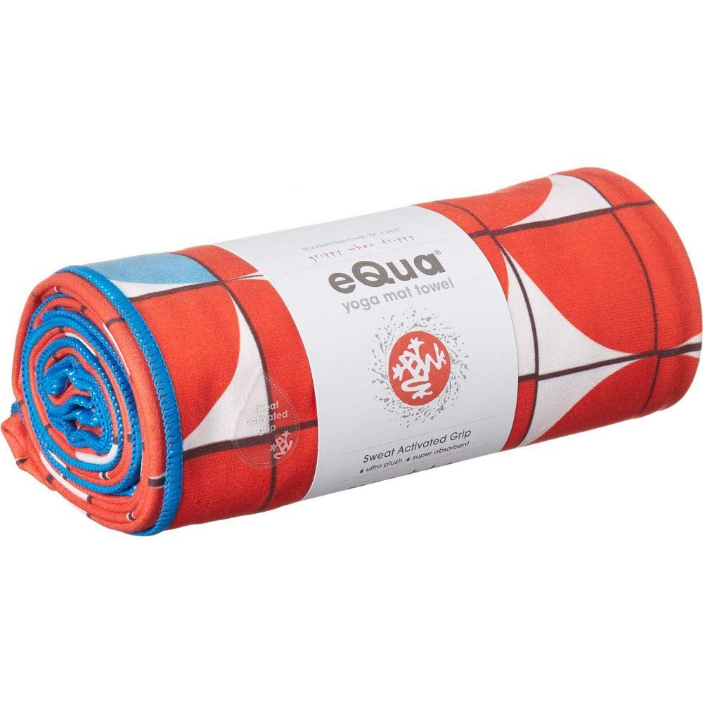 ユニセックス Edition】Geo ヨガタオル【eQua Charms ヨガ・ピラティス manduka Limited Mat Towel マンドゥカ -
