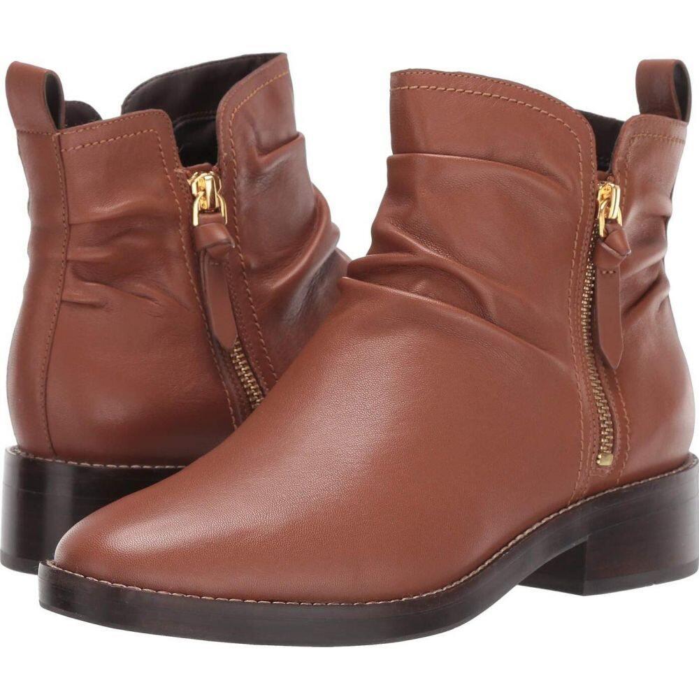 コールハーン Tan Leather Bootie】British レディース Cole シューズ・靴【Harringtion Grand ブーツ Haan Slouch