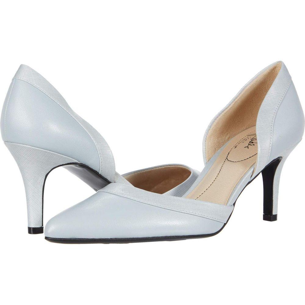 ライフストライド レディース シューズ 靴 国際ブランド パンプス Blue Saldana LifeStride サイズ交換無料 Pearl 日時指定