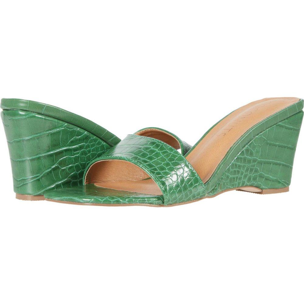 マチス レディース シューズ 靴 サンダル 買収 ミュール In Synthetic 格安 価格でご提供いたします Green Matisse サイズ交換無料 Bloom