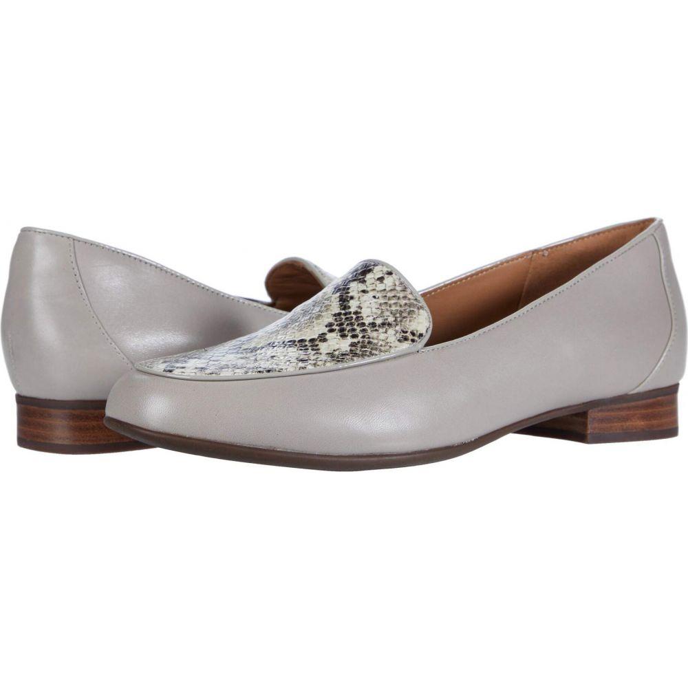 クラークス マーケティング 日本全国 送料無料 レディース シューズ 靴 ローファー オックスフォード Stone Leather Combi Un Blush サイズ交換無料 Ease Snake Clarks