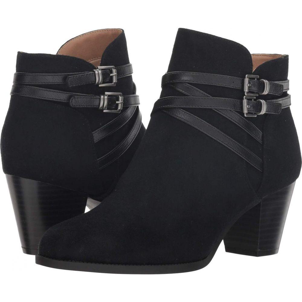 ライフストライド レディース シューズ 靴 ブーツ LifeStride Jezebel Dusty サイズ交換無料 5%OFF オリジナル Black