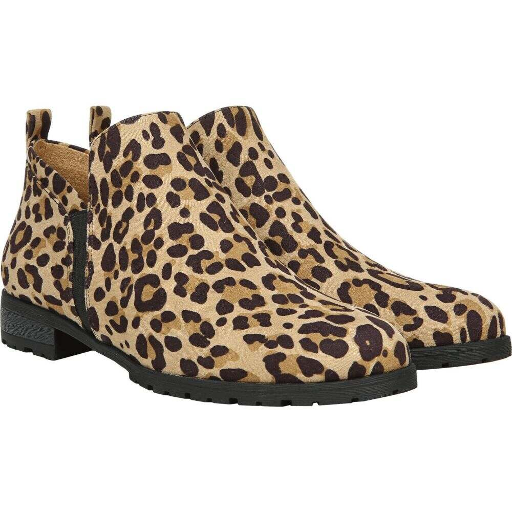 ドクター ショール 有名な レディース シューズ 靴 ブーツ サイズ交換無料 Leopard Scholl's Rollin Dr. 新生活