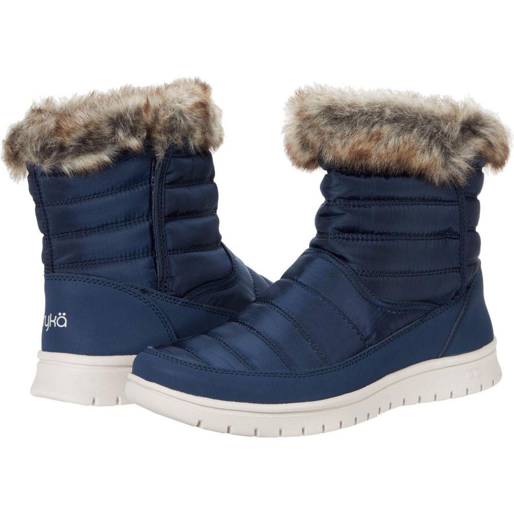 ライカ レディース シューズ 贈答品 靴 ブーツ サイズ交換無料 Suzy Fresh Ryka 激安特価品 Navy