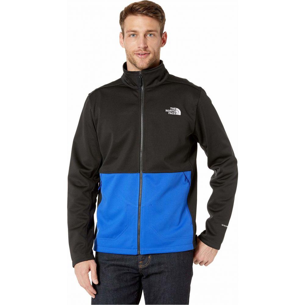 ザ ノースフェイス メンズ (訳ありセール 格安) トップス フリース TNF Blue Black Canyonwall Face Jacket North The Apex サイズ交換無料 正規品