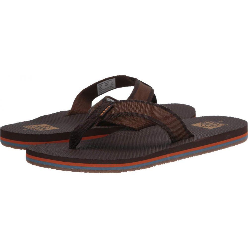 リーフ メンズ シューズ 靴 ビーチサンダル Reef サイズ交換無料 いつでも送料無料 お気に入り Brown Woven Beach