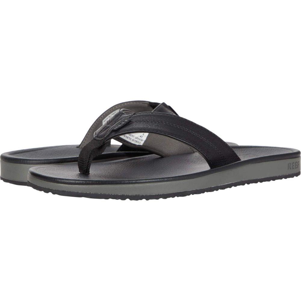 リーフ 安い 激安 プチプラ 高品質 メンズ シューズ 靴 ビーチサンダル Black サイズ交換無料 Reef Grey Journeyer 交換無料