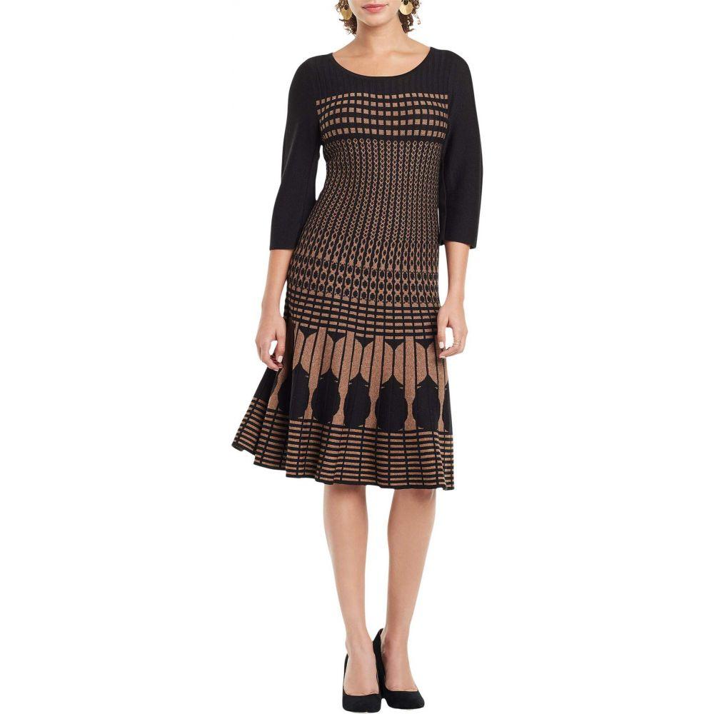 セットアップ ニックゾー NIC+ZOE レディース NIC+ZOE ワンピース ワンピース ニックゾー・ドレス【Ellipse Twirl ワンピース・ドレス【Ellipse Dress】Bronze Heather, 木島平村:f5d7ff2a --- blacktieclassic.com.au