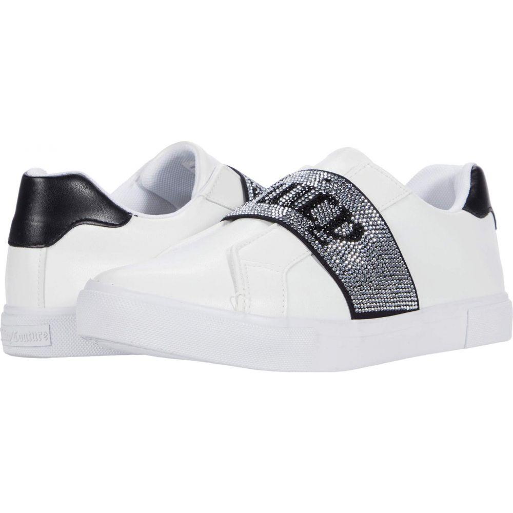 ジューシークチュール レディース シューズ 靴 スニーカー White Black Couture ブランド買うならブランドオフ サイズ交換無料 Juicy Cosmik 期間限定特別価格
