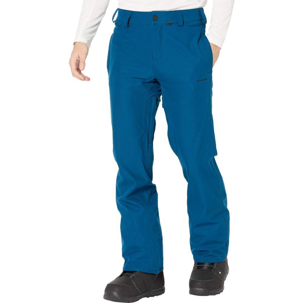 ボルコム Volcom Snow メンズ スキー・スノーボード チノパン ボトムス・パンツ【Freakin Snow Chino】Blue
