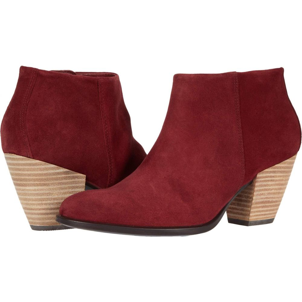数量限定アウトレット最安価格 エコー レディース シューズ 靴 ブーツ Syrah サイズ交換無料 ECCO ショートブーツ Western Boot Shape ウエスタンブーツ 55 人気の製品 Ankle